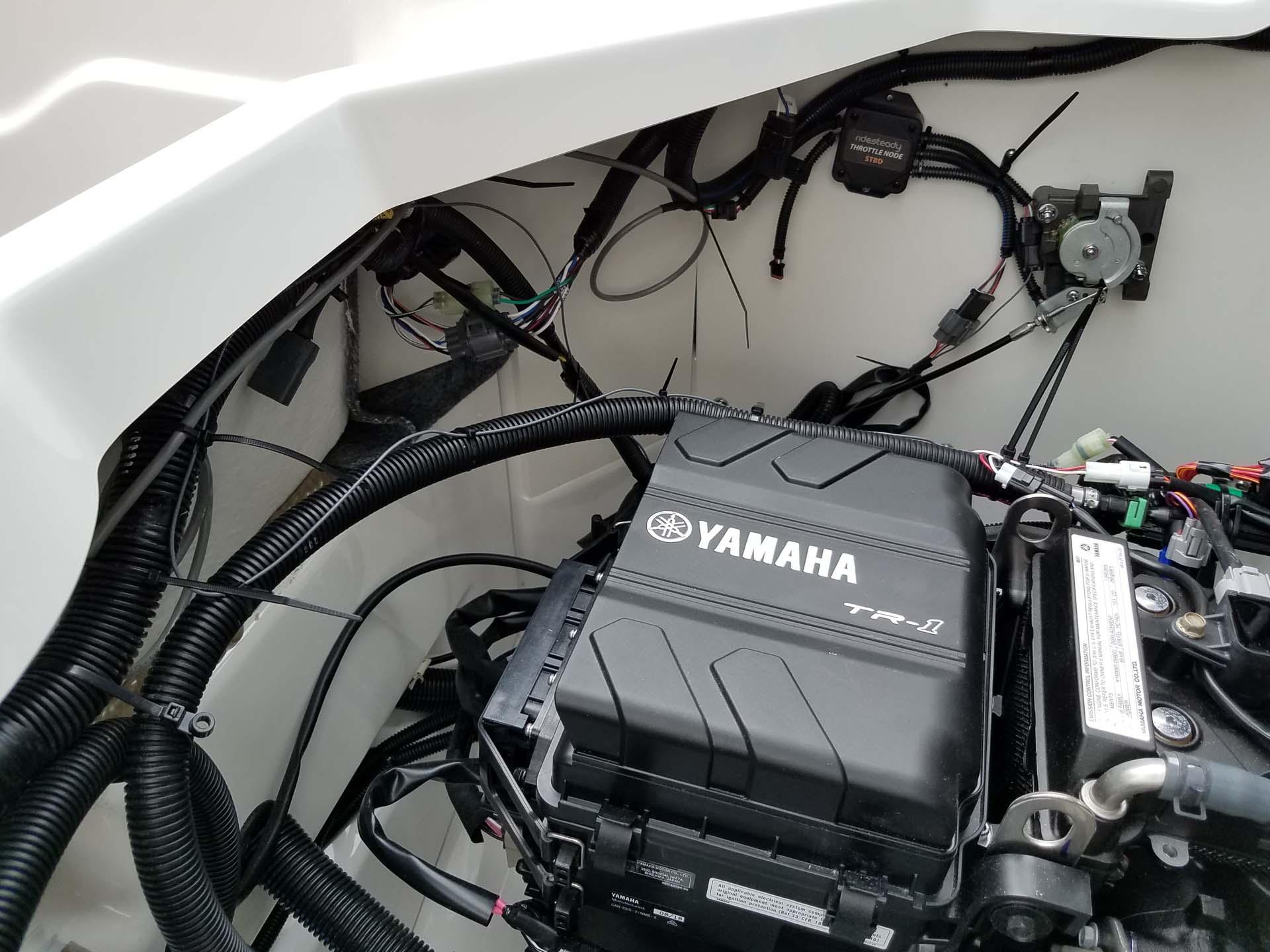 2019 Yamaha AR210   HYDROPHASE LLC